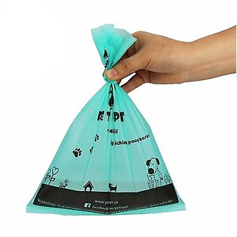 Biodegradable Dog Poop Bags Earth-friendly Roll