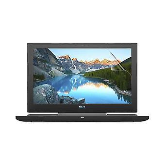 Celicious levendige onzichtbare Glossy HD Display Beschermer Film compatibel met Dell G7 15 7588 [Pack van 2]