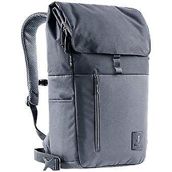 Deuter UP Seoul - Sustainable Backpack (16 + 10 L), Unisex - Adult, 3813821, Black, 26 L