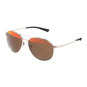 Police S8953V570300 Sonnenbrille, Rosa (Rosado), 57.0 Unisex-Erwachsene