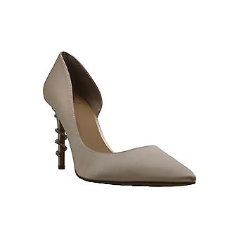 INC International Concepts Womens Keeley Ring-on-Heel Suede Pointed Toe D-orsay Pumps
