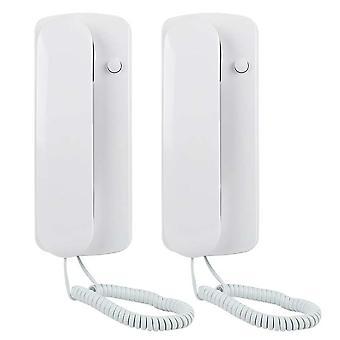 Domofon Doorphone Audio Villa Home Office Nie-wizualny Interphone