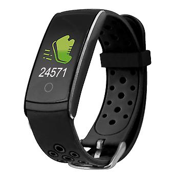 Ksix - waterproof activity tracker and 24 hour heart rate monitor -Black