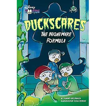 Duckscares The Nightmare Formula Disney's Spooky Zone
