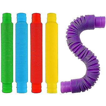 Sensorisk Fidget Legetøj Set Bubble Pop Stress Relief for Kids Voksne Z481