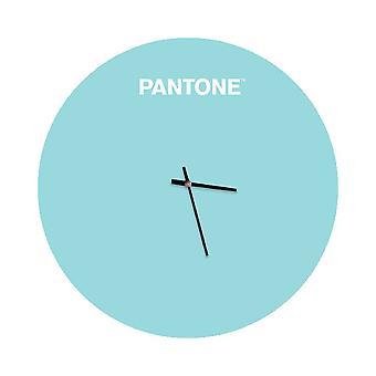 PANTONE Montre Sunrise Couleur Bleu, Blanc, en Métal L40xP0,15xA40 cm