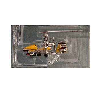 Wallis WA-116 Agile Series 1 gyroplane 'Little Nellie' Diecast Model Airplane from James Bond You Only Live Twice