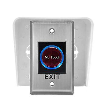 Przycisk wyjścia na podczerwień, brak panelu dotykowego, nie / nc / com Wyjście Blue Back Light Electric
