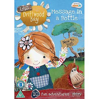 Lily's Driftwood Bay Message In A Bottle DVD