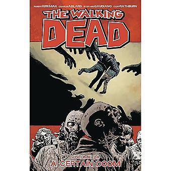 The Walking Dead Bind 28