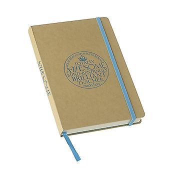 Notebook Teacher By Heaven Sends
