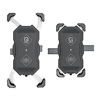 Support de téléphone portable à charge rapide pour scooter électrique de moto