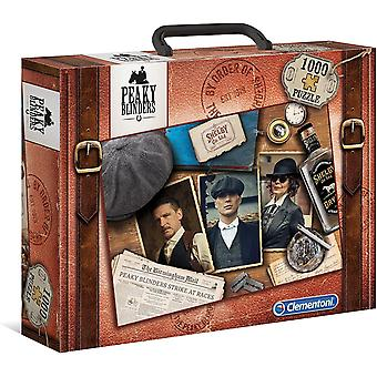 Clementoni Peaky Blinders Brief Case Jigsaw Puzzle (1000 Pieces)