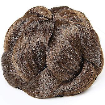 Synthetic Fake Hair Bun Chignons Donut Hairpiece