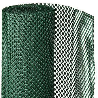 Nature Garden Windscreen PE 1x3 m Green
