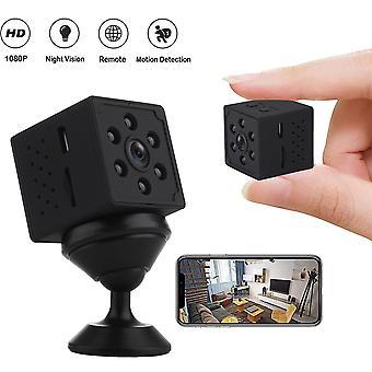 Mini caméra sans fil, caméra Wifi sans fil Full Hd 1080p avec détection de mouvement
