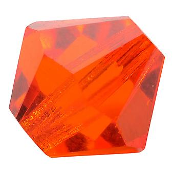 Preciosa Cristal tchèque, Perle de Bicone 5mm, 32 Pièces, Jacinthe