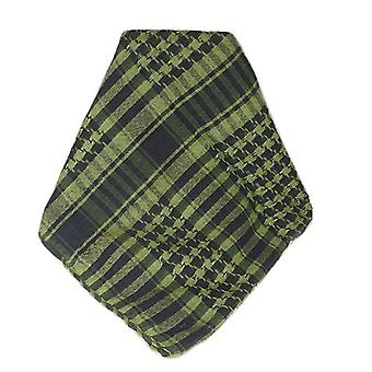 Palestinasjal - Grön och svart - scarf