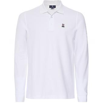 Psycho Bunny Long Sleeve Classic Polo Shirt