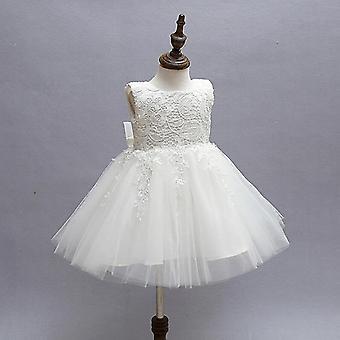 Langarm-Geburtstagsparty - Kleid