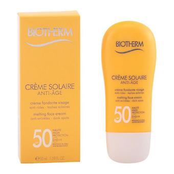 Crème Solaire Visage Visage Anti Age Biotherm
