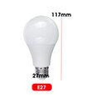 E27 e26 b22 rgbw smart led light bulb 7w wifi ios android amazon alexa google lamp ac85-265v