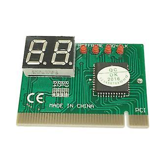 Pci Pc Diagnostic Carte mère à 2 chiffres Post Tester Analyzer Checker Ordinateur portable