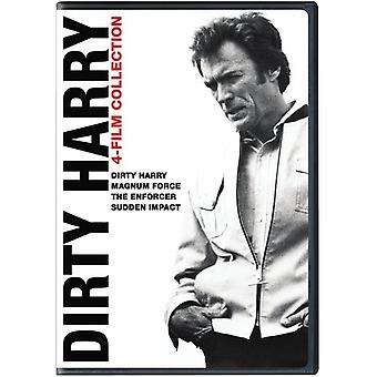 Dirty Harry: 4 Film preferiti [DVD] Stati Uniti importare