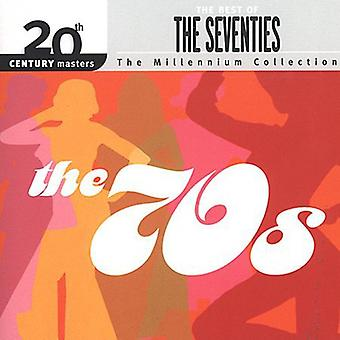 Best of the '70s - Best of the '70s-Millennium Co [CD] USA import