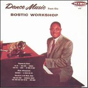 伯爵 Bostic - ダンス音楽からボスティック ウォ [CD] USA 輸入
