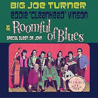 Turner, Big Joe & Cleanhead Vinson - With Roomful of Blues [CD] USA import