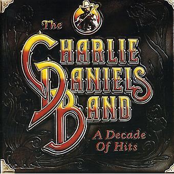 チャーリー ・ ダニエルズ ・ バンド - ヒット [CD] USA 輸入の 10 年