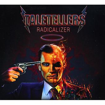 Taletellers - Radicalizer [CD] USA import
