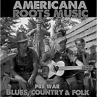 American Roots Music Box - American Roots Music Box [CD] USA import