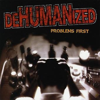 Avhumaniserade - problem första [CD] USA import