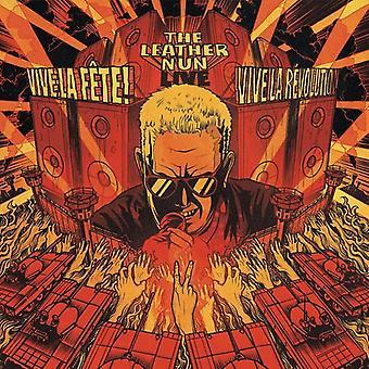 Leather Nun - Vive La Fete! Vive La Revolution [CD] USA import