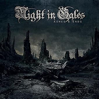 Night in Gales - Ashes & Ends [CD] USA import