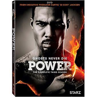 Power-Season 3 [DVD] USA-import