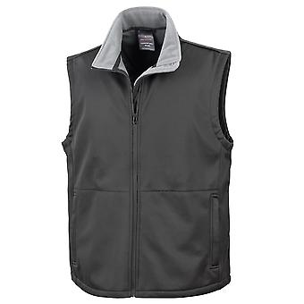 Result Mens Core Soft Shell Bodywarmer Jacket