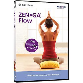 Zen-Ga Flow [DVD] USA import
