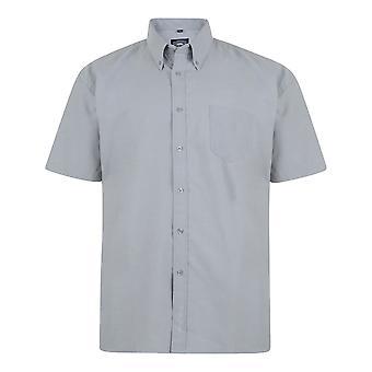 Kam Oxford Classic Short Sleeve Shirt