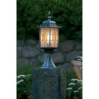 Konstsmide Milano antic piedestal lanternă