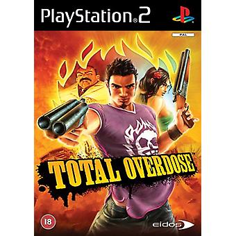 Totale overdosis (PS2)-in de fabriek verzegeld