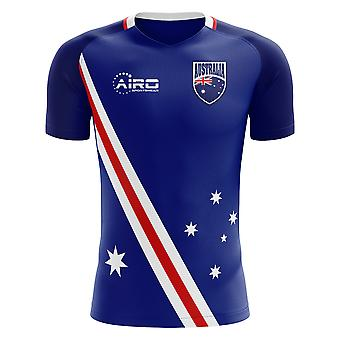 2020-2021 Australia Flag Away Concept Football Shirt - Baby