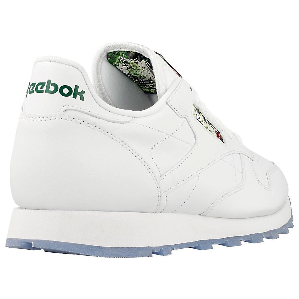Reebok CL Leather V67855 universel toutes les chaussures de l'année