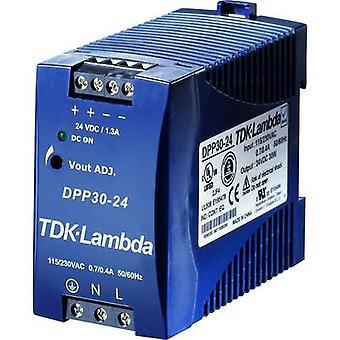 TDK-Lambda DPP-50-15 Rail gemonteerde PSU (DIN) 15 V DC 3,4 A 50 W 1 x
