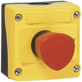 BACO LBX17302 interruptor de muerte + gabinete 240 V AC 2,5 A 2 interruptores IP66 1 Ud. (s)