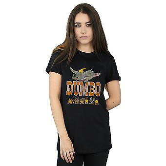 Disney Women's Dumbo The One And Only Boyfriend Fit T-Shirt