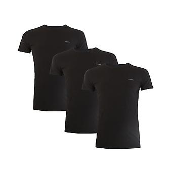Diesel Umtee Jake 3PACK 00SPDG0AALW900 universale ogni anno uomini t-shirt