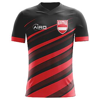 2020-2021 Austria Third Concept Football Shirt (Kids)